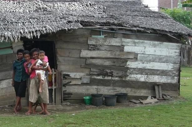 Kemiskinan di Indonesia (dok. pelalawan-kab.go.id)