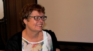 Cecilia Keizer-Country Director of Oxfam in Indonesia (Dok. Oxfam)