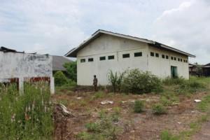 Pabrik es yang mangkrak di Rawajitu (dok. petambak Dipasena)