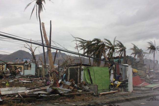 Bencana topan Haiyan di Filipina (dok.oxfam.org.au)