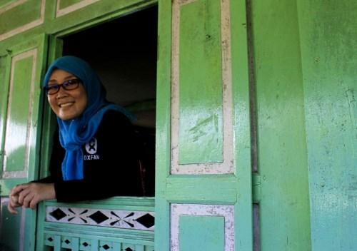 Fatmasari Hutagalung, Program Officer RCL (dok. villagerspost.com/M. Agung Riyadi)