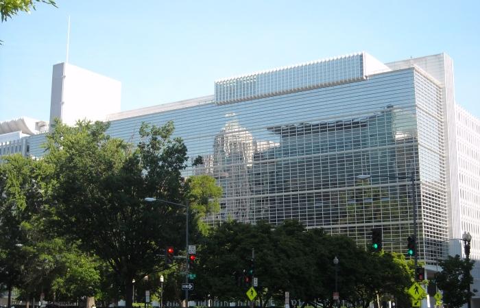 Gedung Bank Dunia (dok. wikimedia.org)