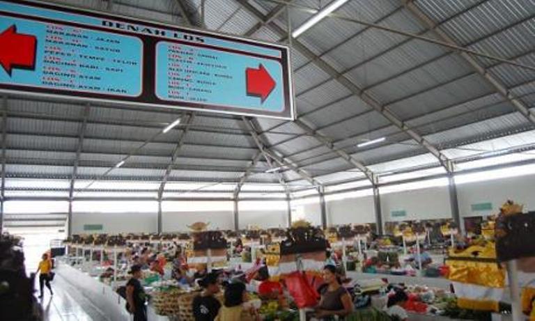 Pasar Desa. Pemerintah akan kembangkan Toko Tani Indonesia untuk redam gejolak harga (dok. denpasarkota.go.id)