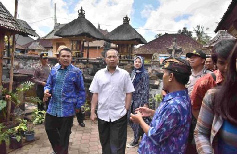 Menteri Desa PDTT Marwan Jafar. Marwan bantah ada pengurus PKB memeras pendamping desa (dok. setkab.go.id)