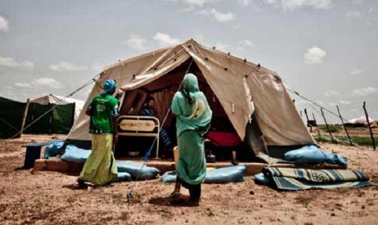 Pengungsi dalam konflik di Afrika mengalami kemiskinan. Oxfam dorong Asean terapkan prinsip HAM dalam bisnis (dok/ oxfam.org)