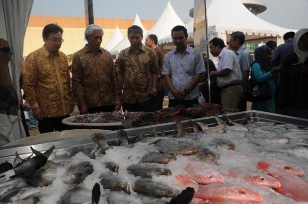 Produk perikanan Indonesia menjadi salah satu andalan di MEA (dok. psdkp.kkp.go.id)