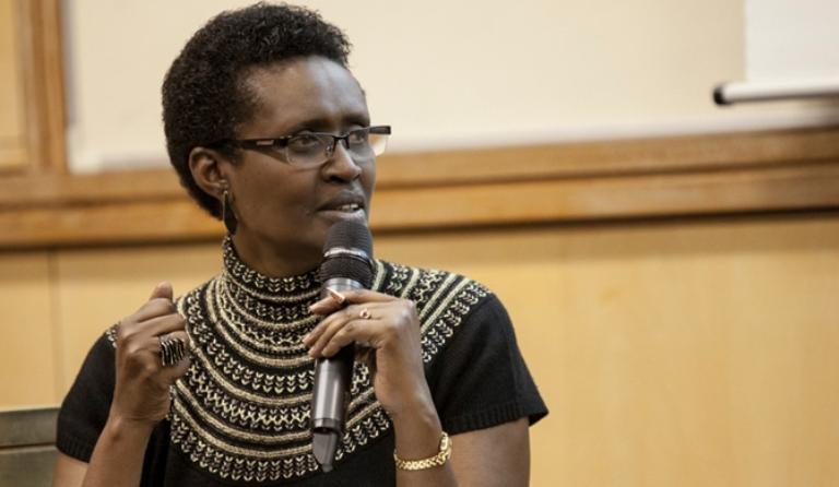 Direktur Eksekutif Oxfam Internasional Winnie Byanyima (dok. oxfam.org)