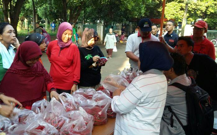 Operasi pasar cabai merah kementerian pertanian (dok. pertanian.go.id)