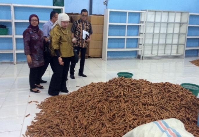 Salah satu produk rempah-rempah Indonesia (dok. kemendag.go.id)