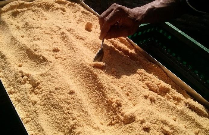 Produk gula kelapa Indonesia. Jerman borong produk gula kelapa senilai Rp10,8 miliar (dok. jualgulasemut.blogspot.com)