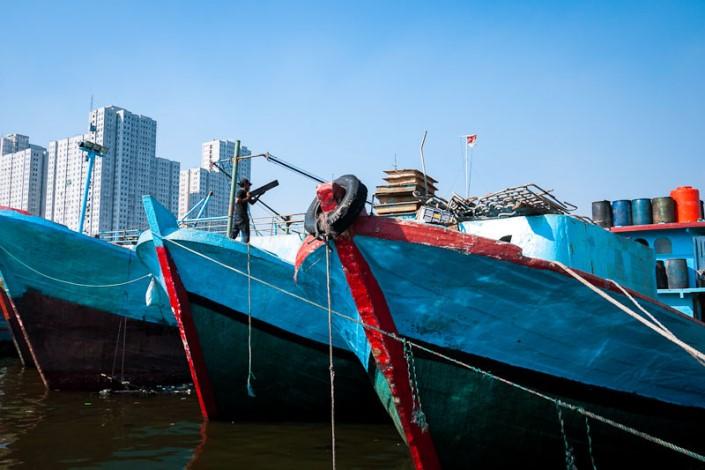 Armada kapal perikanan nelayan (dok. kkp.go.id)