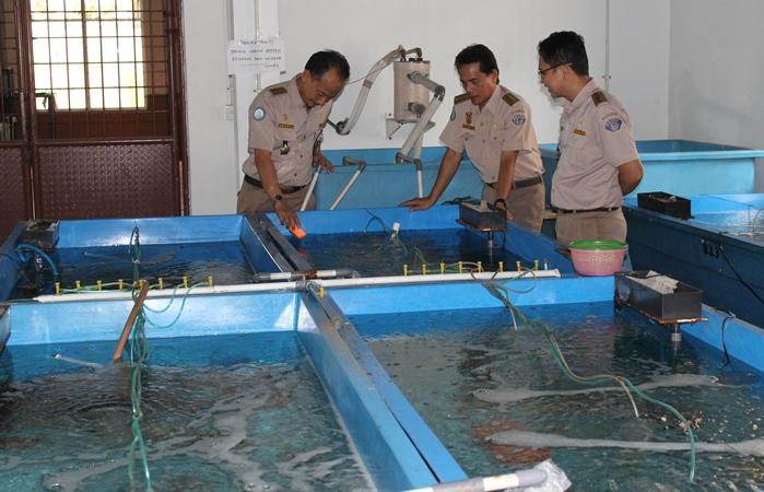 Instalasi karantina ikan (dok. kkp.go.id)