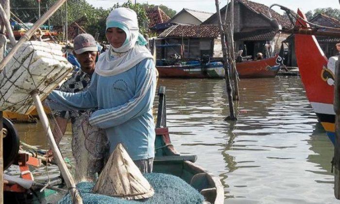 Nelayan Pantura bersiap melaut. (dok.kiara.or.id)