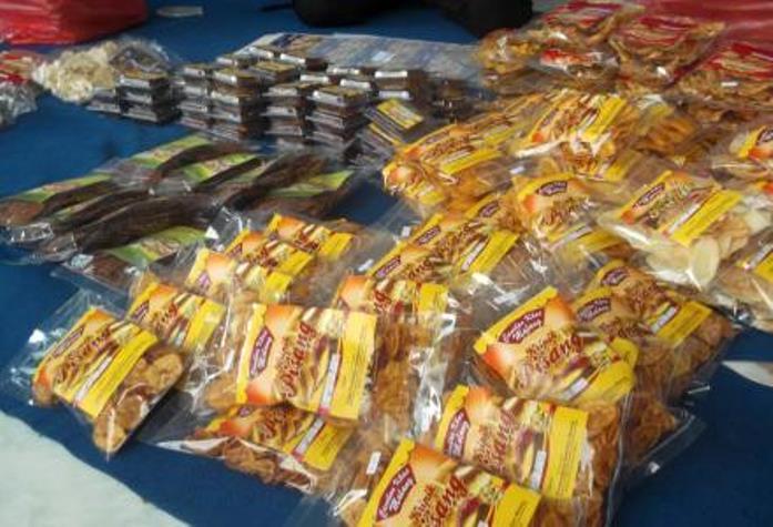 Produk makanan olahan unggulan desa di Malang, Jawa Timur (dok. malangkab.go.id)