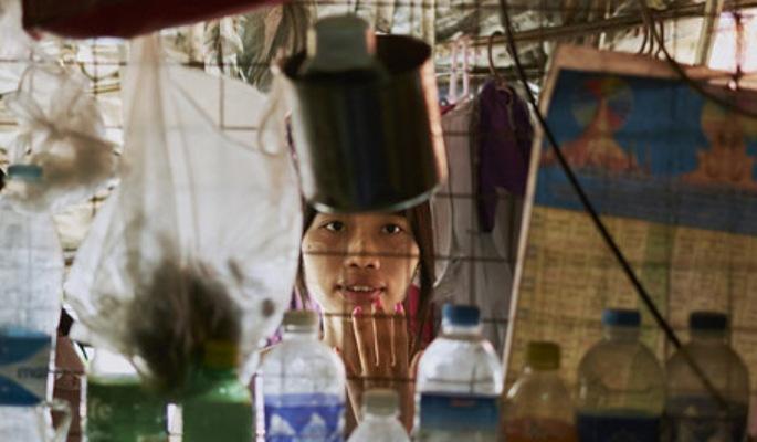 Potret buram kehidupan buruh perempuan di Asia (dok. oxfam.org.uk)