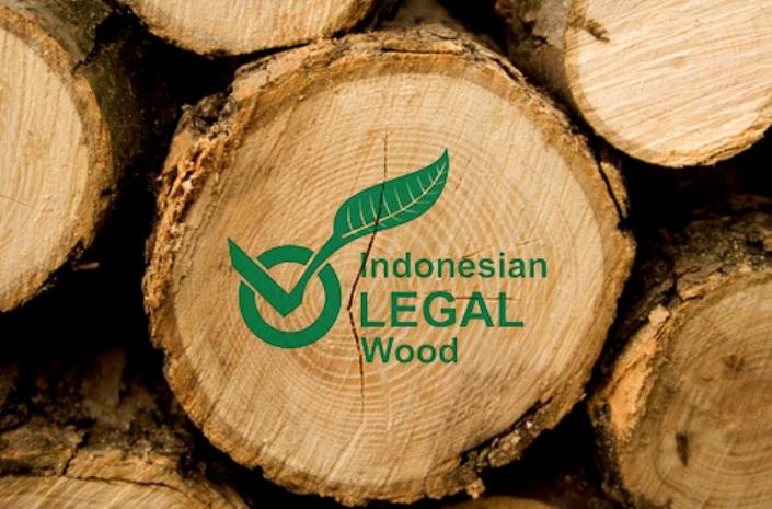 ILustrasi kayu legal Indonesia tersertifikasi (dok. jpikcelebes.org)