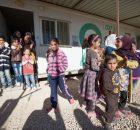 Anak-anak pengungsi Suriah di kamp pengungsi yang dibangun Oxfam (dok. oxfam.org)