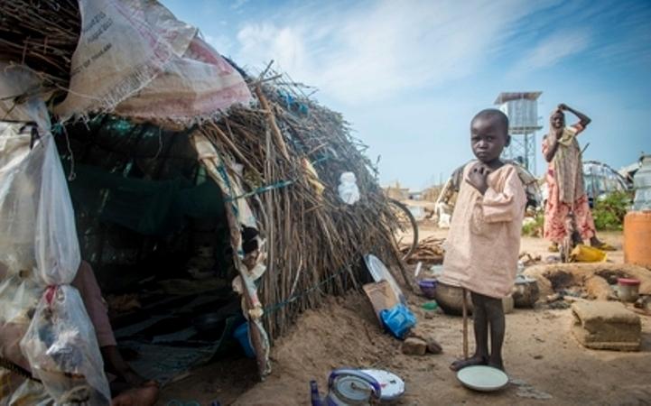 Angka kelaparan di dunia stagnan, alias tak mengalami penurunan siginifikan (dok. oxfam america)