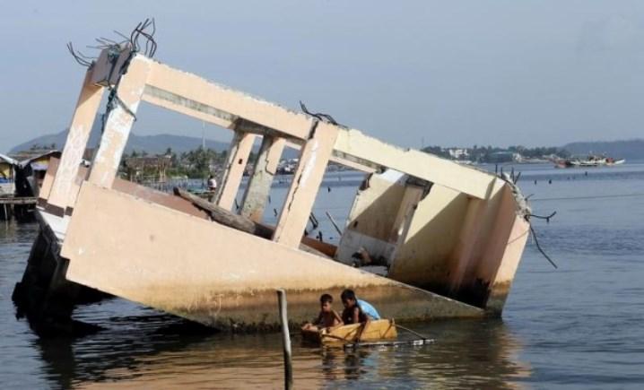 Bencana banjir melanda kawasan Asia (dok. oxfam)