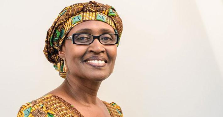 Winnie Byanyima, Direktur Eksekutif Oxfam (dok. oxfam)