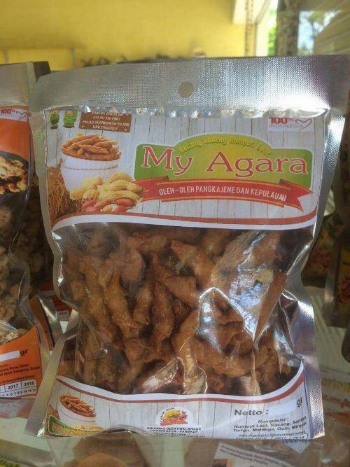 Produk makanan olahan, potensi unggulan masyarakat pesisir  (dok. villagerspost.com/uppy supriyadi)