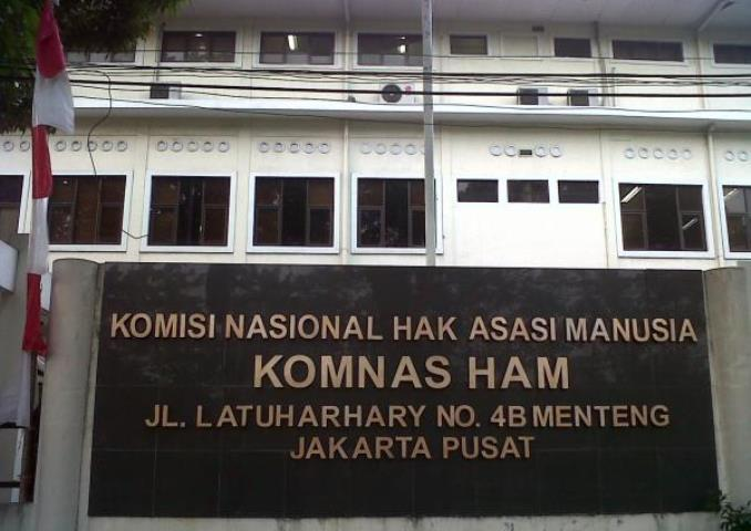 Kantor Komnas HAM (dok. antikorupsi.org)
