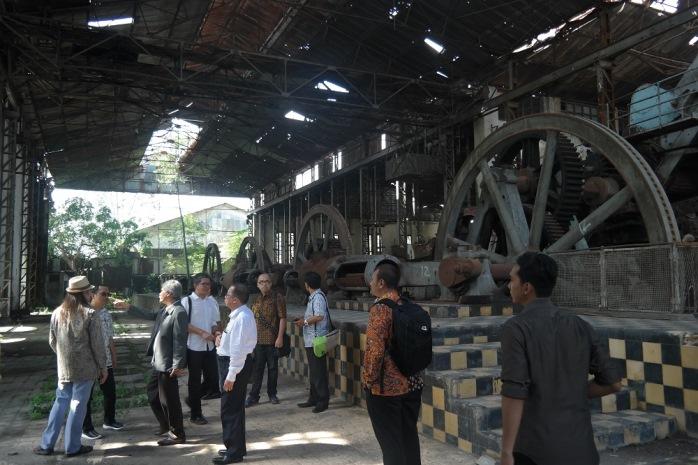Pabrik gula tua di Solo (dok. bekraf.go.id)