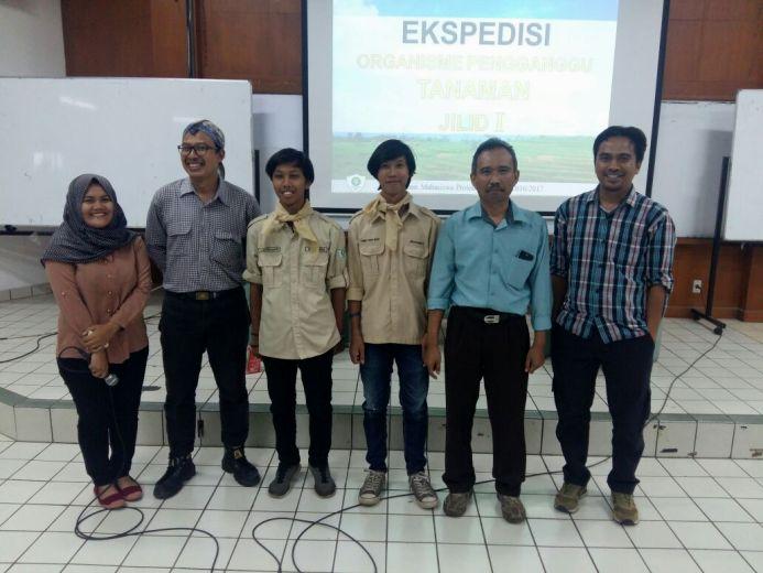 Tim Jelajah Padi Nusantara (dok. krkp)