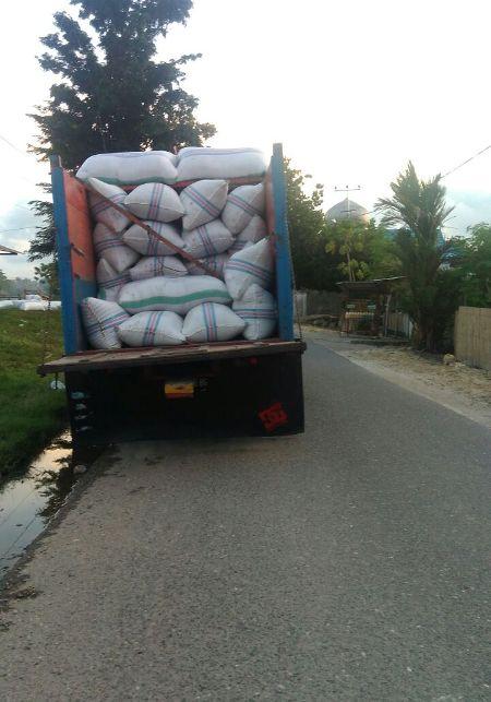 Hasil panen siap dipasarkan (dok. villagerspost.com/suharjo)