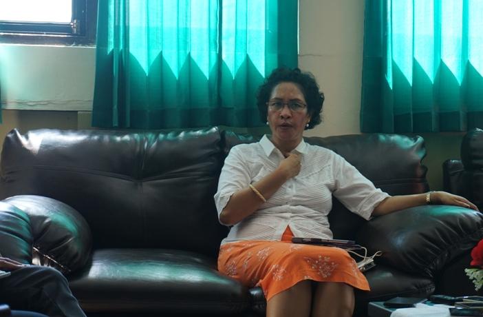 Pendeta Mery Kolimon, perempuan pertama yang memimpin GMIT (dok. villagerspost.com/istimewa)