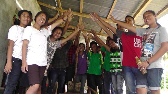 """Anak muda Sumba bertekad melawan """"aliran sesat"""" dunia pertanian (dok. villagerspost.com/rahmat adinata)"""